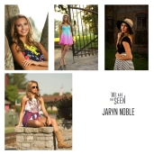 Jim Tincher - The 12 - Jaryn Noble - Comp Card